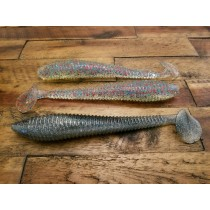 8 Inch Ringed Swimbaits