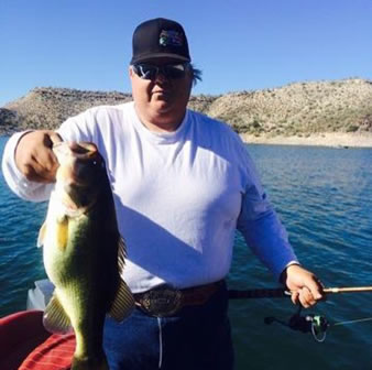 Arizona Custom Baits Pro Staff